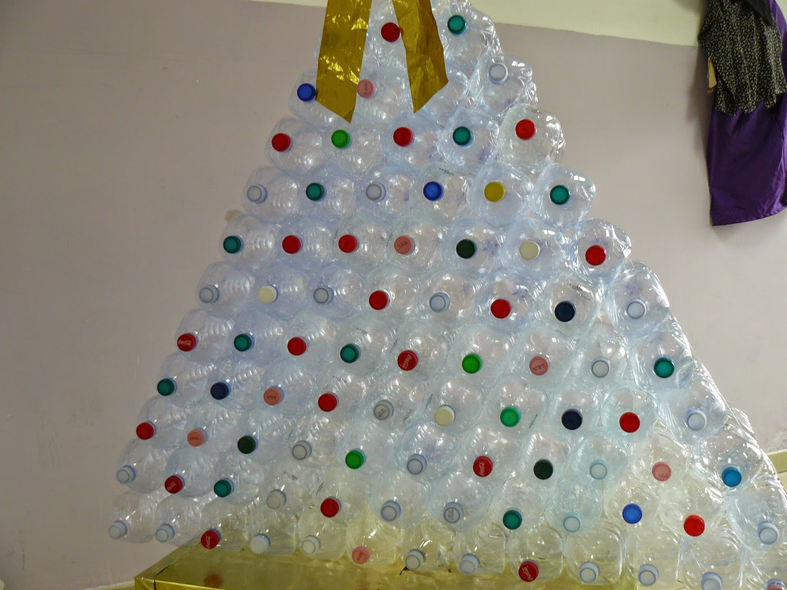 Laboratorio emozioni e creativit addobbi natalizi - Addobbi natalizi per finestre scuola infanzia ...