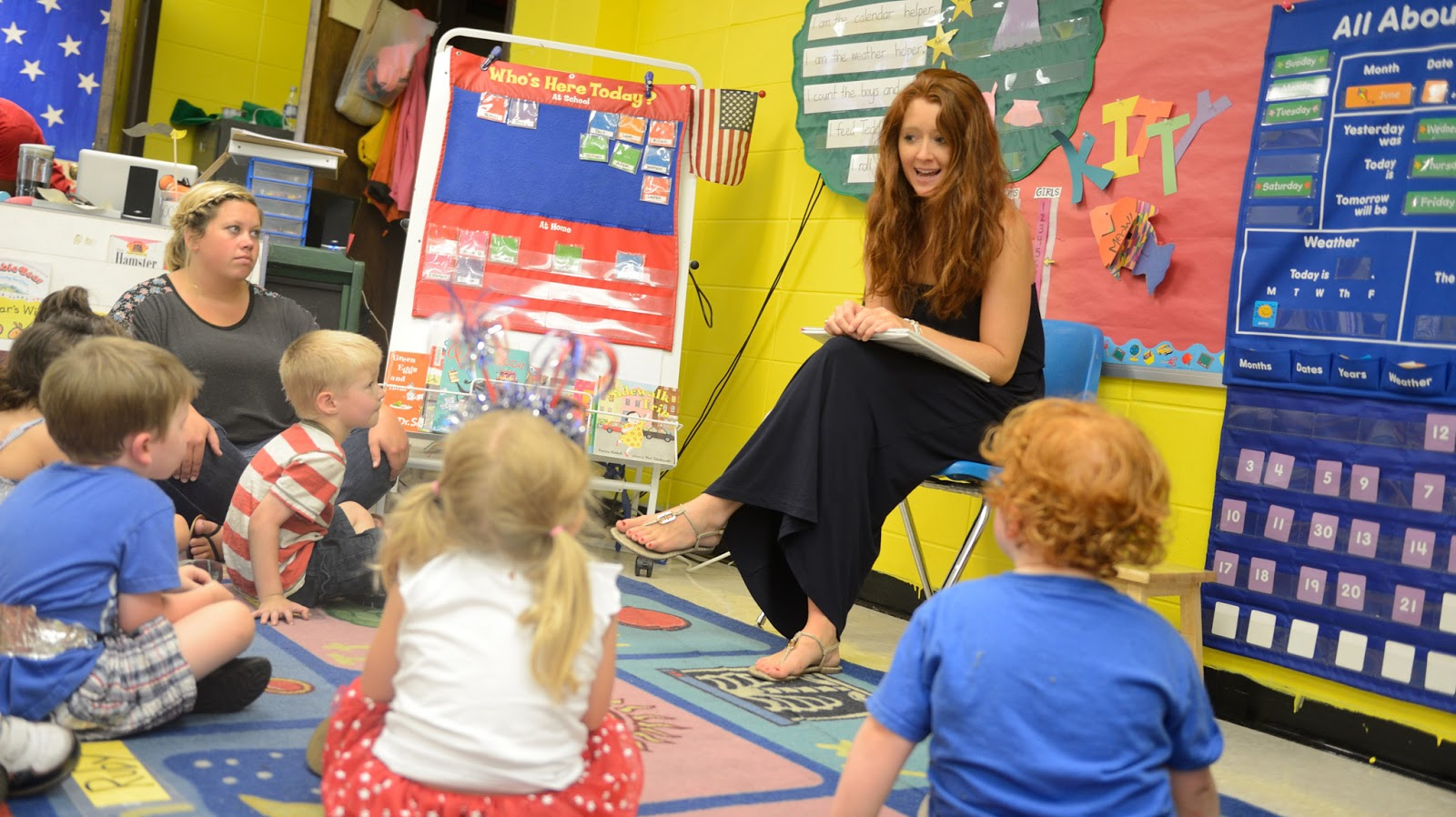 Early Childhood Jewish Education