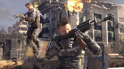 Call of Duty Black Ops 3 entre los más vendidos del año