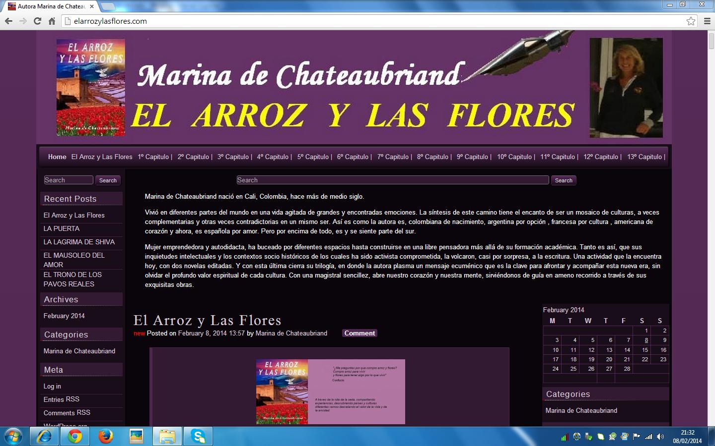 Blog El arroz y Las Flores