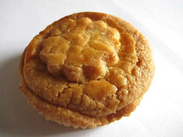 Gâteau basque à la cerise - Pâtisserie Pariès