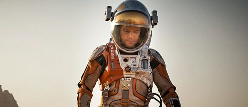 First Images from Ridley Scott's THE MARTIAN Starring Matt Damon
