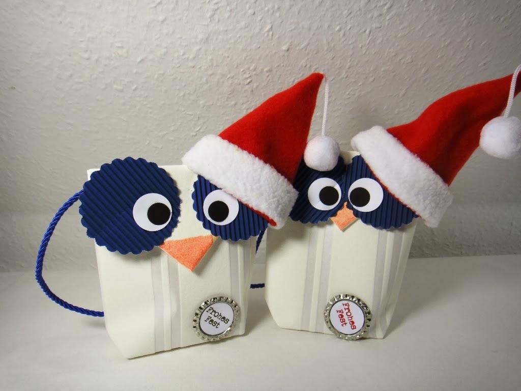 ines felix kreatives zum nachmachen geschenkverpackung eulent te f r weihnachten. Black Bedroom Furniture Sets. Home Design Ideas