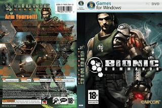 Game Bionic Commando PC Full Version Gratis