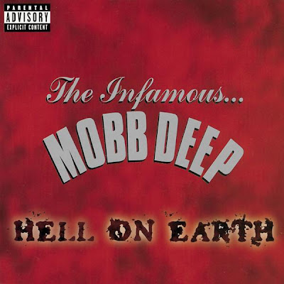 Mobb Deep - Hell On Earth  Cover