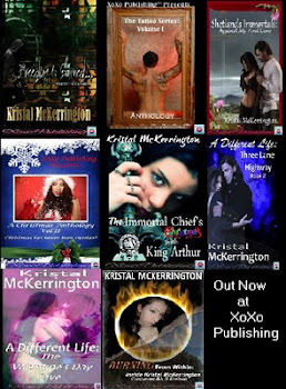Kristal McKerrington's Books