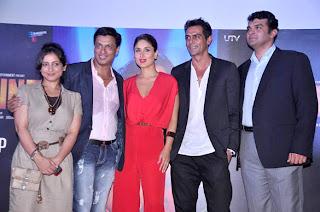 Kareena Kapoor at 'Heroine' First Look Launch Event