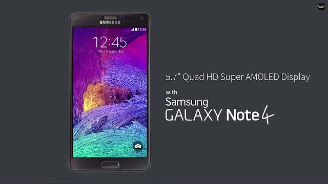Kelebihan Dan Kekurangan Samsung Galaxy Note 4