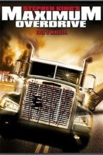 Watch Maximum Overdrive (1986) Megavideo Movie Online