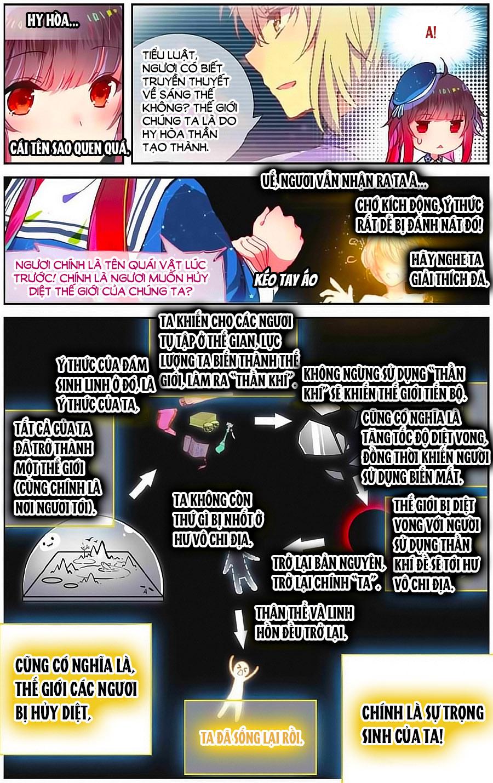 Thiên Hành Thiết Sự chap 72 – End Trang 6 - Mangak.info