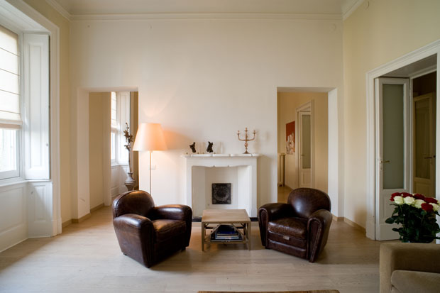 Appartamento neoborghese   studio gambaro rotondo associati ...