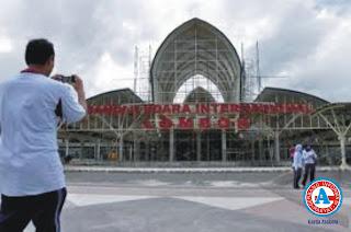 Penuntasan Pengerjaan Bandara Internasional Lombok, Terus Dipacu