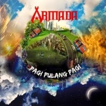 Download Lagu Armada - Pergi Pagi Pulang Pagi Versi Disco DJ House Musik Mix MP3