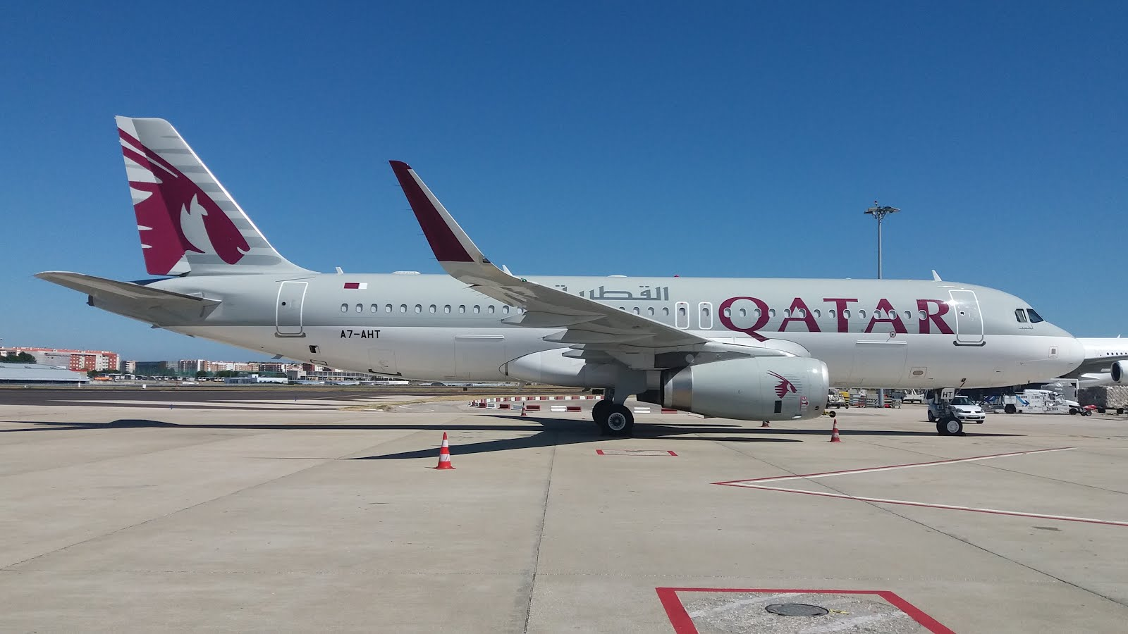 flyingphotos magazine news royal air maroc outlines leased qatar a320 operation in 3q17. Black Bedroom Furniture Sets. Home Design Ideas