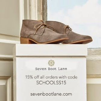 Seven Boot Lane Exclusive Discount..