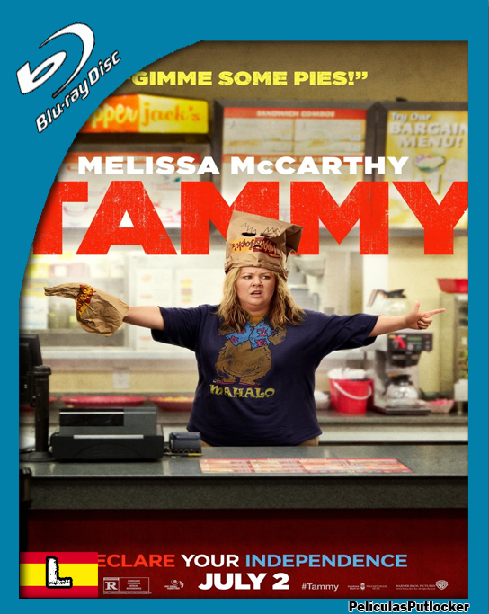 Tammy [BrRip 720p][Latino][SD-MG-1F]