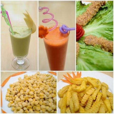 những thực phẩm cho bệnh dạ dày
