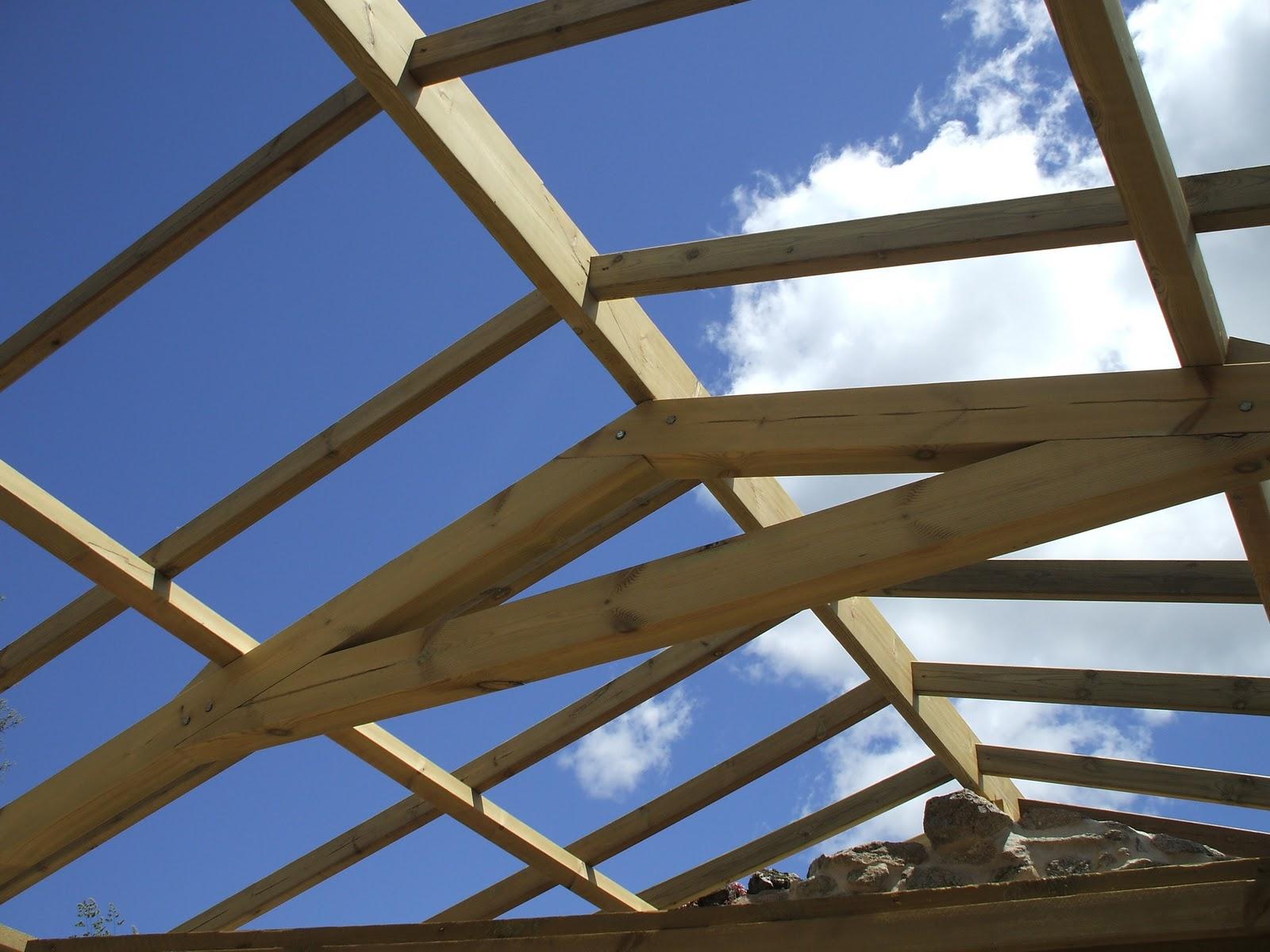 Construcción en madera | mis trabajos de carpintería
