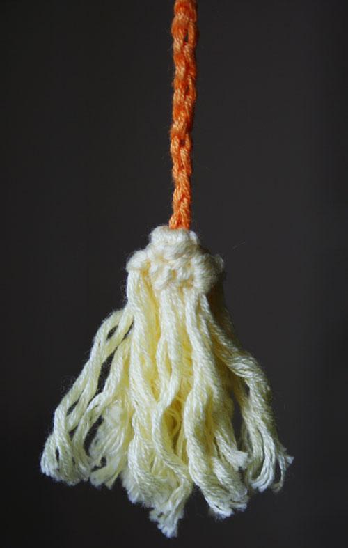 Coda Kero-chan amigurumi