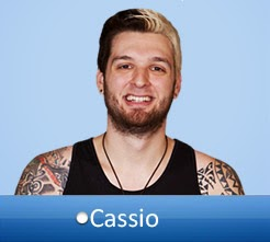 Votar Paredão do BBB 2014 Cassio