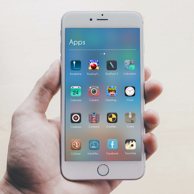 Fern' is a beautiful looking applauncher for iOS devices. It is highly customizable & can be accessed with a simple activator action. 'Fern' includes two views : one is favorite where your favorite apps & games can be accessed & another is Apps