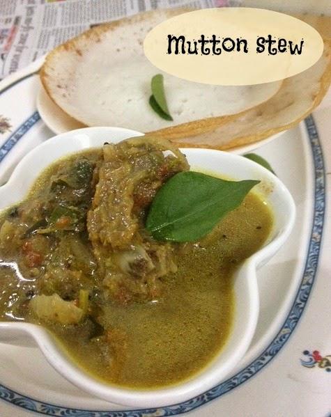 mutton stew 1