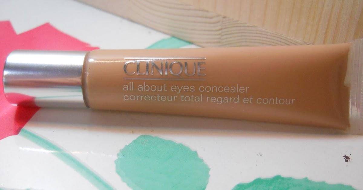 Lamarymakeup clinique all about eyes concealer - Voglio portarti via con me tipo mcdrive ...