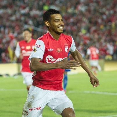 Wilder Medina jugará en Independiente Santa Fe