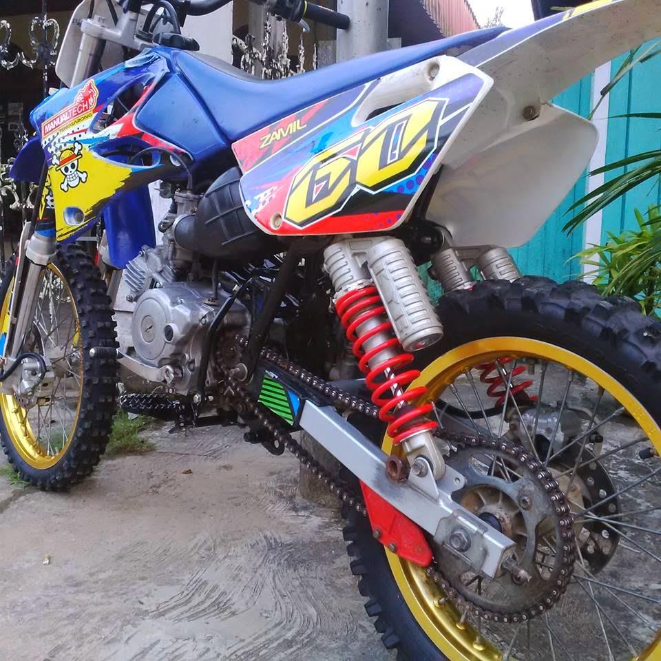 Gambar Motor Yamaha 125ZR - Gambar.photo