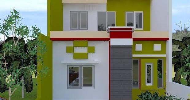 bentuk rumah minimalis sederhana desain gambar furniture