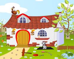 Solucion Dog House Build Ayuda