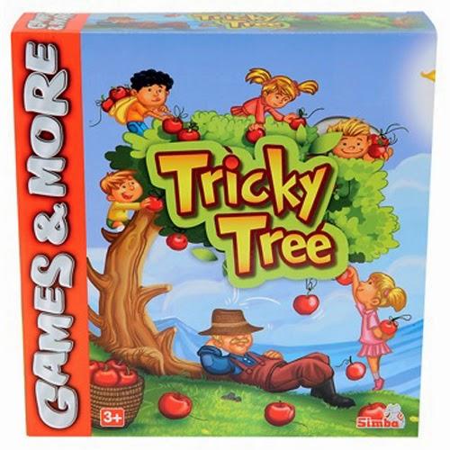 Tricky Tree 搖蘋果