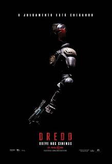 """Poster do filme """"Dredd"""""""