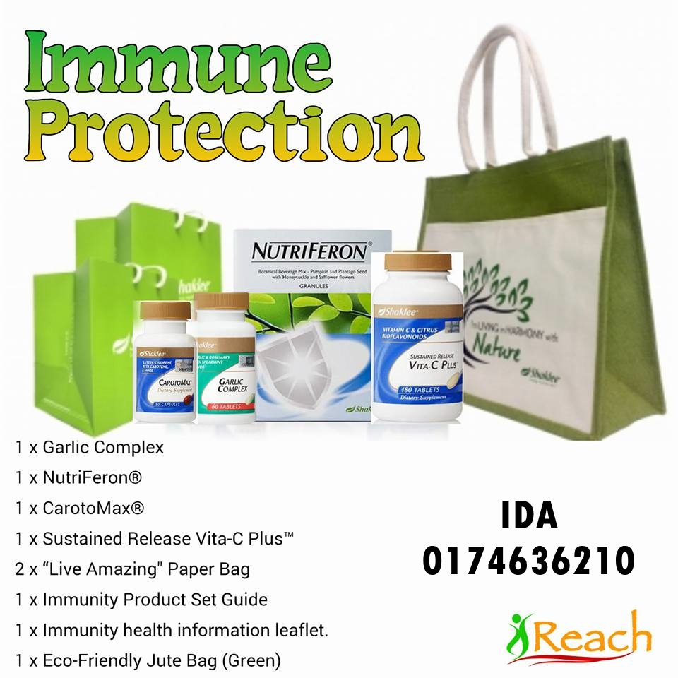 IMMUNE PROTECTION SET