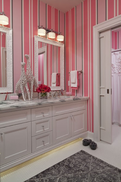 ap designs february color scheme pink gray. Black Bedroom Furniture Sets. Home Design Ideas