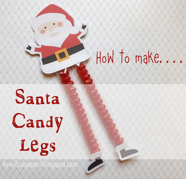 Santa Candy Legs,ilove2cutpaper, LD, Lettering Delights, Pazzles, Pazzles Inspiration, Pazzles Inspiration Vue, Inspiration Vue, Print and Cut, svg, cutting files, templates