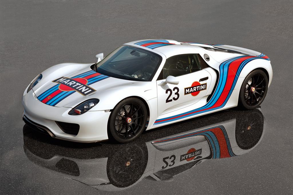 Porsche 918 Spyder Prototype 2