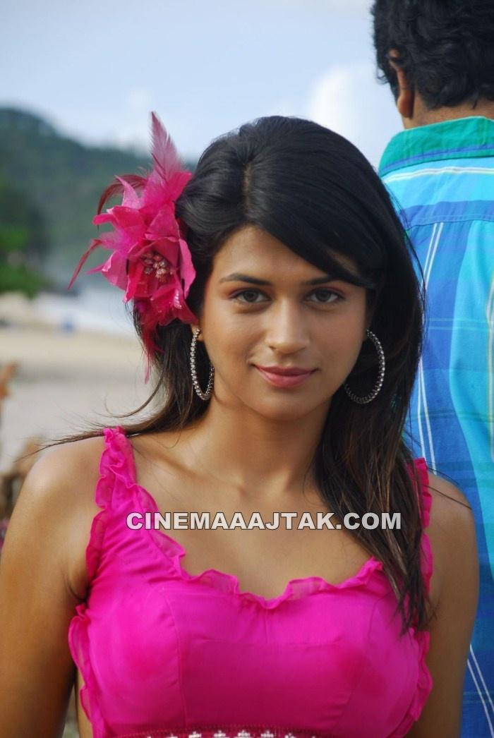 Shraddha Das Hot Pink Bikini Pics - BIKINI PICTURES - Famous Celebrity Picture