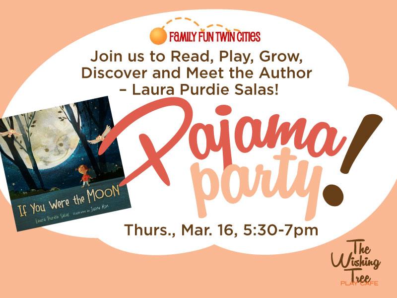 Laura Purdie Salas 3/16/17 5:30-7pm