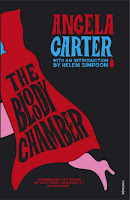 Book cover of The Bloody Chamber by Angela Carter