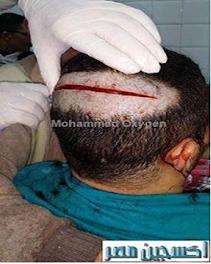 بالفيديو: عبير ابو اسكندر مرشدة الشرطه تضرب المواطنين بالاسلحه البيضاء ولا محاسبه