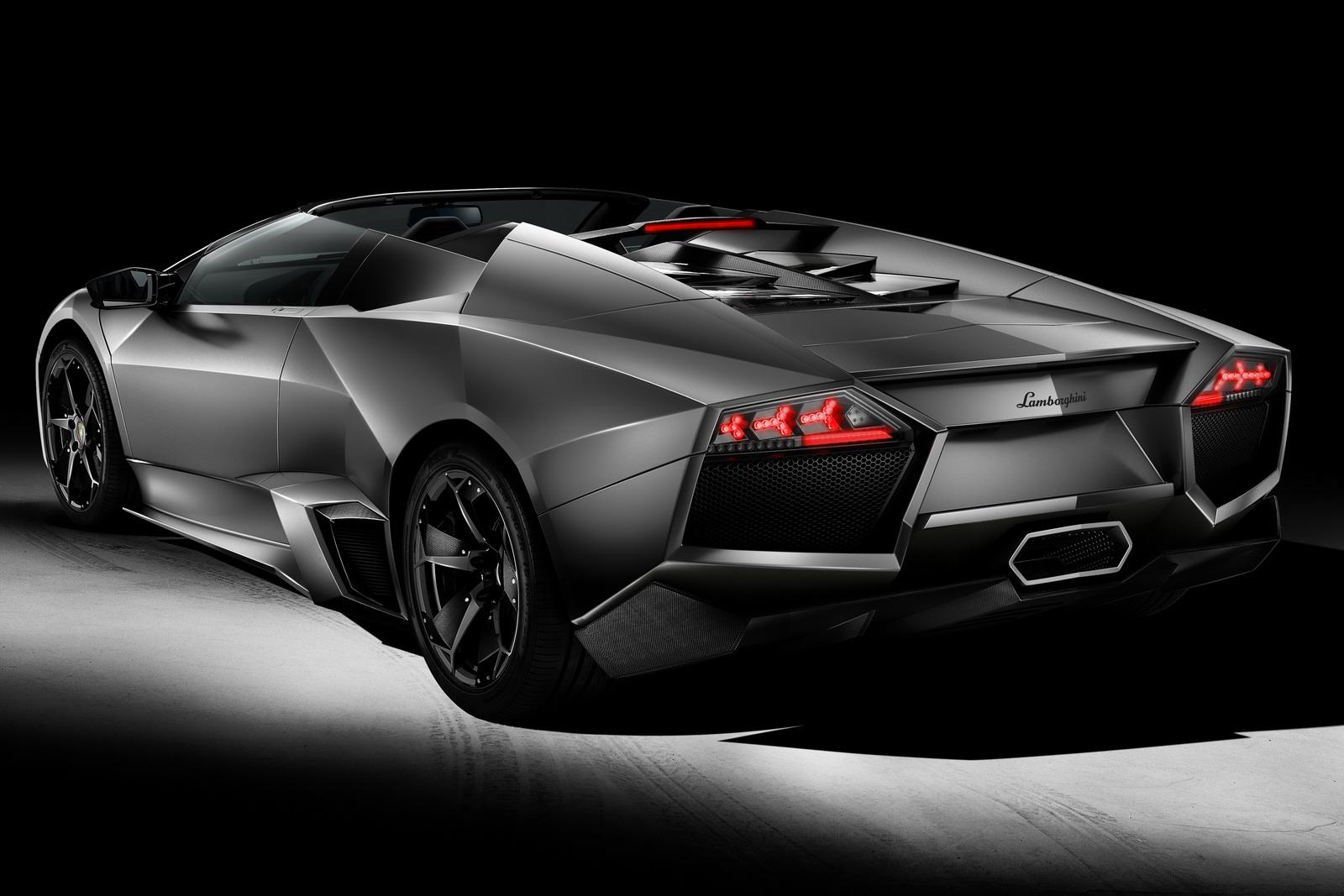 History Of Lamborghini Reventon Limited Edition
