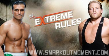 Watch WWE Extreme Rules 2013 PPV Match Jack Swagger vs Alberto Del Rio