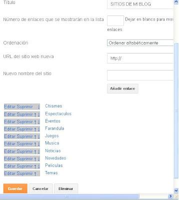 Plantilla de Yahoo para blogspot blogger