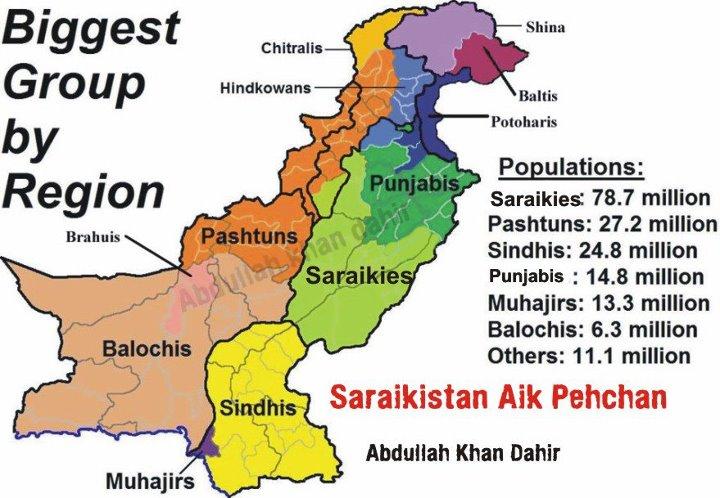 The polyglot blog pakistan language map pakistan language map gumiabroncs Image collections