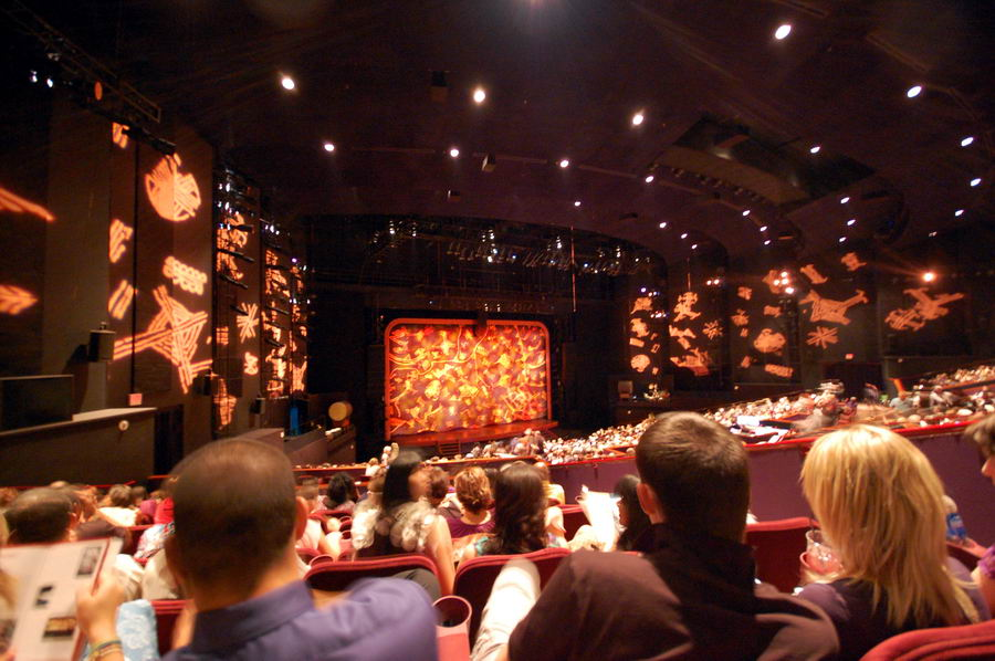 the lion king  the broadway musical  september 2011