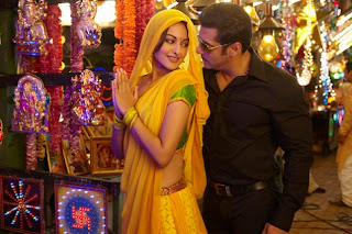 Hot Sonakshi Sinha and Salman Khan Photos