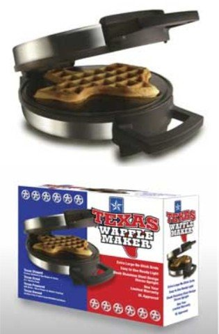 Creative Waffle Makers and Waffle Irons (10) 4
