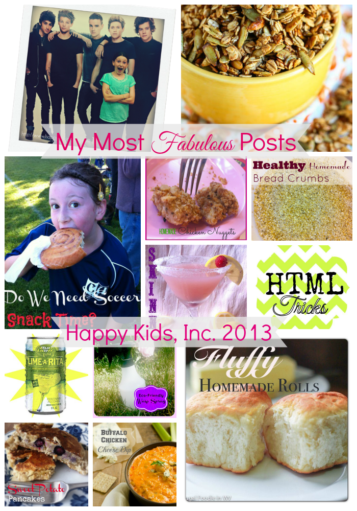 2013 Best Blog Posts