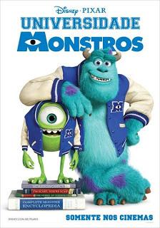 Assistir Universidade Monstros Dublado Filme Online